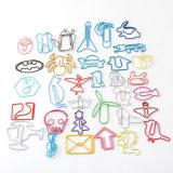 子供のペーパー名刺のPaitingのカスタム多彩なペーパークリップ