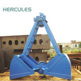 Electric Double Disc Grab godet hydraulique