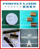Pedb-AFFISSIONE A CRISTALLI LIQUIDI 20W della macchina acquaforte del laser della fibra dello schermo di tocco dell'affissione a cristalli liquidi