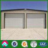 高品質の低価格の鉄骨構造のガレージ