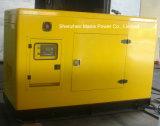 type silencieux générateur d'alimentation générale de 30kVA 24kw de diesel de Cummins