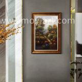 ホーム装飾のためのハンドメイドの林業の景色の油絵