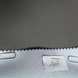 PVC Leather di alta qualità per Top Brand Car Seat (HS-PVC1613)