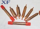 dessiccateur de filtre d'en cuivre du réfrigérateur 10gr, un filtre plus sec pour le réfrigérateur