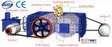 Basalte écrasant broyeur de rouleau de machine de meulage de granit de machine le double