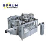 Vente chaude 3 dans 1 machine de remplissage mis en bouteille par animal familier automatique de l'eau minérale de prix usine