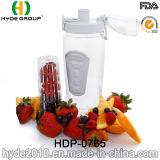 Горячие продажи новых 1000 мл тритан фрукты вливания воды, индивидуальные пластиковые бутылки воды (ПВР-0765)