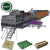 La pasta de papel Caja de huevo de Hghy máquina de moldeo