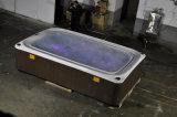 De OpenluchtTuin Overflow Bot Tub SPA jcs-99 van Kgt