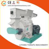 機械を作る粒状化装置の木または米の殻のおがくずの餌