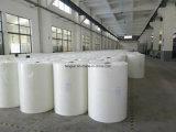 백색 고품질 섬유 유리 건전지 분리기