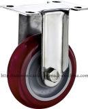 Série en acier inoxydable - PU Roulette