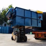Aufgelöste Luft-Schwimmaufbereitung-Maschine für große Abwasserbehandlung