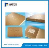 オフセット印刷堅いカバーカタログの印刷サービス