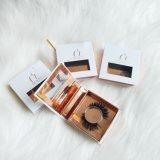 Meilleure vente vison 3D de faux cils Lash marque avec de faux cils package personnalisé