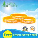 Pulseras impresas de la insignia de la identificación Keychain del regalo para el partido ninguna orden mínima disponible
