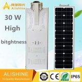 mit Licht der CIR-Fühler-Garten-energiesparendem im Freien Solarstraßen-LED