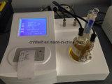 ASTM D6304 Karl Fischer Coulometer aan het Water van de Analyse in de Inhoud van de Olie in Ug/P.p.m./Percentage/Mg/l
