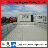 5-10ton Sinotruk HOWO Light Truck with 6.50r16 of animals for halls