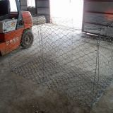 Коробка PVC Coated шестиугольная Gabion с (CE и SGS)