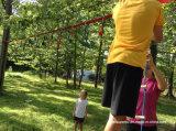 スポーツ用品の最もよいギフトの子供の子供のヤードのためのNinjaラインSlackline