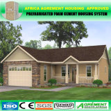 Casa de lujo prefabricada del envase de la alta calidad para el hogar modular
