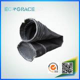 Bolso de filtro de alta temperatura industrial del polvo de la filtración del gas con la membrana de PTFE