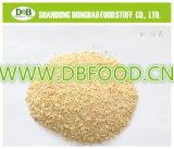 Couleur blanche de l'ail Granule maille 26-802*12.5kg sac en aluminium