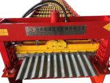 Rodillo de la hoja del material para techos de 2017 metales que forma la máquina