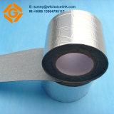 De zilveren Band van de Folie van het Aluminium van de Kleur Zelfklevende Bitumineuze