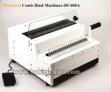 Notación musical Partitura imprimir papel Sketch Libro Electrónico el cuaderno de peine de plástico de la máquina de enlace