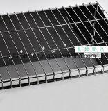 자유로운의 디자인을%s 가진 휴대용 석쇠는 노트북 크기에서 모인다