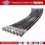 SAE 100r1at/DIN hydraulischer Gummischlauch der en-853 Qualitäts-1sn