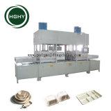 Hghy WegwerfBaggase Papierplatten-Massen-Formteil-Mittagessen-Kasten-Maschine