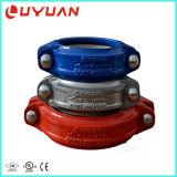 La fonte ductile ASTMA536 et l'accouplement cannelé avec FM UL Certificats CE