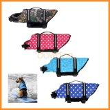 Schnelle Freigabe-einfacher Sitz-justierbare Haustier-Hundesparer-Schwimmweste-Retter-Weste