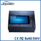 De Machine van de Kassier van het Scherm van de aanraking met Magnetische Lezer Bluetooth en Printer