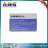 Formato della carta di credito dello Smart Card dello schermo/HF RFID della scheda di identificazione di Facebook
