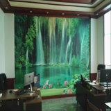 Panneaux de mur respectueux de l'environnement de WPC pour la décoration de mur intérieur