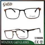 Volle Rahmen-neue Form-Art-Brillen Eyewear optischer Metallrahmen