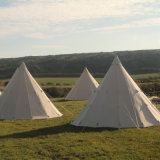 Tent van het Huwelijk van Glamping van de Tent van het Tipi van Glamping de Indische Indische