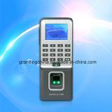 La Asistencia Biométrico de Huellas Dactilares Tiempo de Acceso de Control con Diseño Delgado ( F09 )