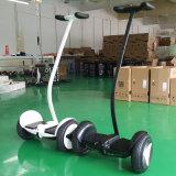 10 Rad-intelligenter elektrischer Selbstausgleich-Roller des Zoll-spätestes elektrisches Roller-2 mit Griff Hoverboard