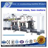 Plusieurs chefs quatre/ Six/ huit rangées/ Randed / Ligne Bois / forage boring machine CNC Router machine CNC de menuiserie