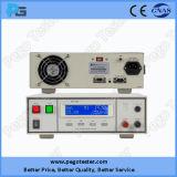 Appareil de contrôle électrique de résistance de terre de l'équipement d'essai de sûreté 30A