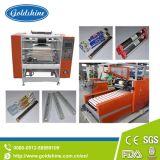 Linha autônoma da máquina de rebobinamento de rolo de folha de alumínio