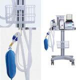 De draagbare Veterinaire Machine van Anestesia van het Huisdier van de Kat van de Hond