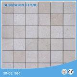 Mattonelle di mosaico Polished del marmo beige