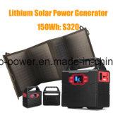 小型携帯用太陽系の発電機の携帯用発電所