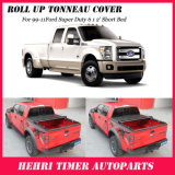 L'alimentation du ramasseur de camion 4X4 cargaison de verrouillage de capot de lit pour 99-11Ford Super Duty 6 1 2  lit de courte